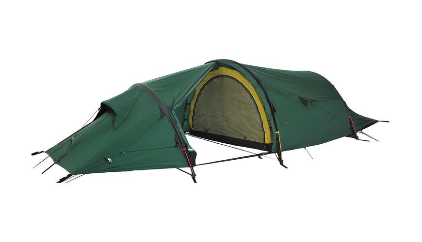 bergans compact tente tunnel 3 personnes vert sur. Black Bedroom Furniture Sets. Home Design Ideas