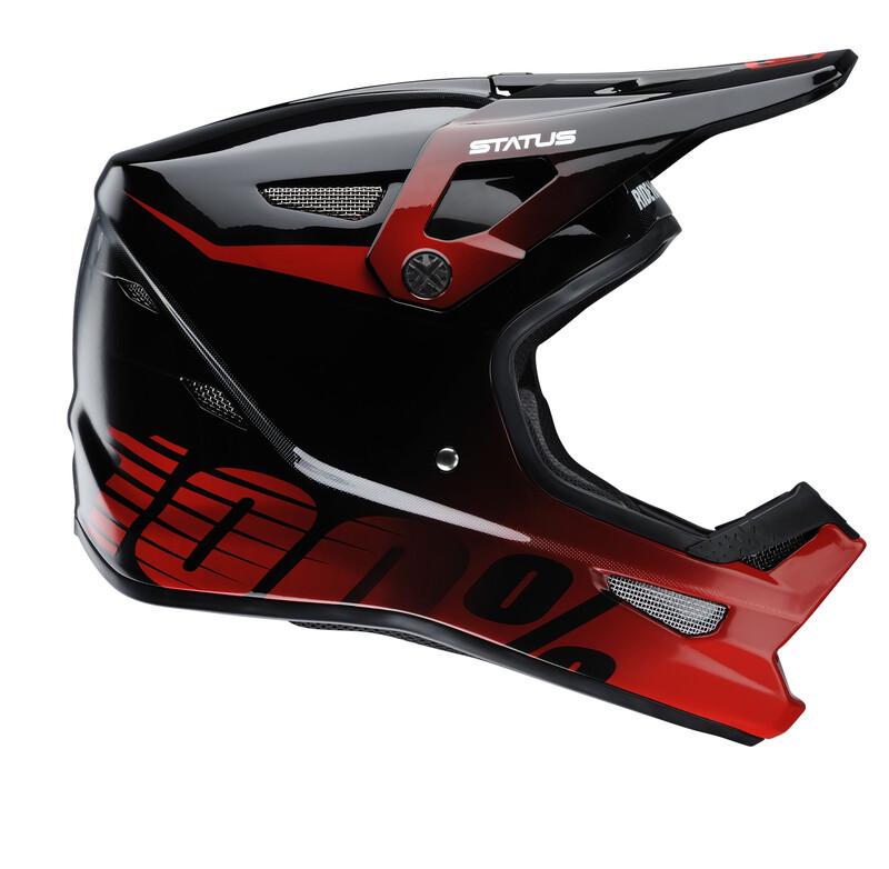 Status Helmet Selecta Red L|59-60cm 2017 Fahrradhelme