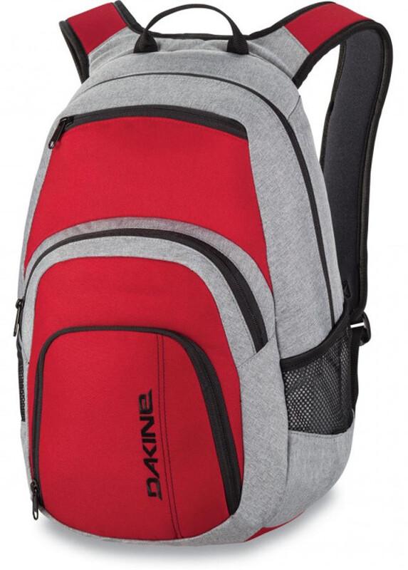 Campus 25L Backpack red 2017 Fahrradrucksäcke
