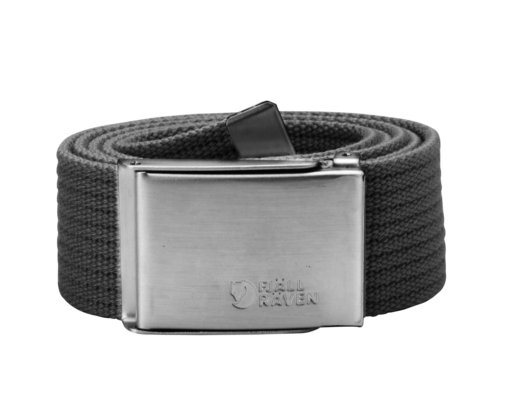 Fjällräven Canvas Belt dark grey Accessoires~outdoor~bekleidung~outdoorbekleidung~Outdoor gürtel