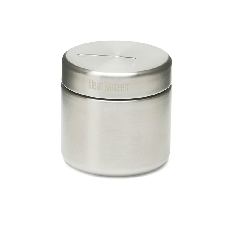 Food Canister 473ml brushed stainless Vorratsdosen