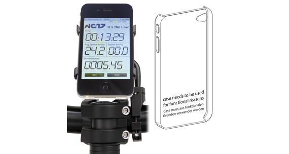 Nc 17 bike mount accesorios smartphone para iphone 4g for Accesorios para smartphone