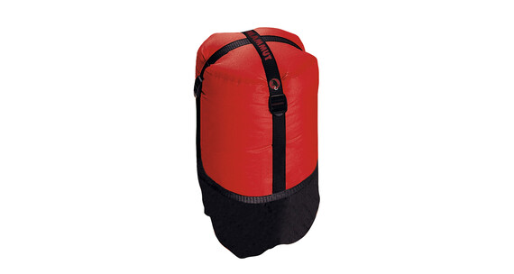 mammut compression sack sac de compression m rouge noir sur. Black Bedroom Furniture Sets. Home Design Ideas
