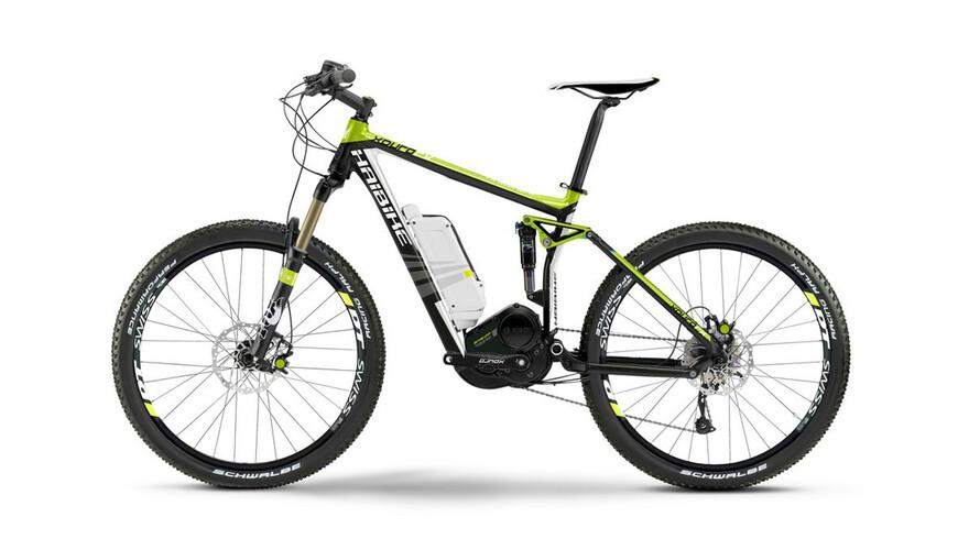 haibike xduro rx e bike fully groen zwart bestellen op. Black Bedroom Furniture Sets. Home Design Ideas