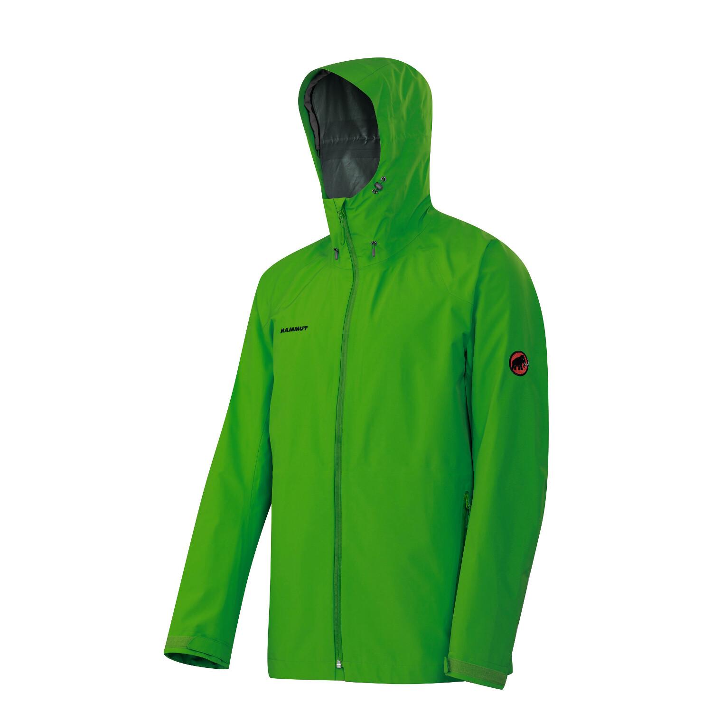 Mammut Juho Jacket Men dark spring-sherwood S jacke~oberteil~Bekleidung~Outdoor~outdoorjacke~outdoorbekleidung~hardshelljacke~hardshell jacke