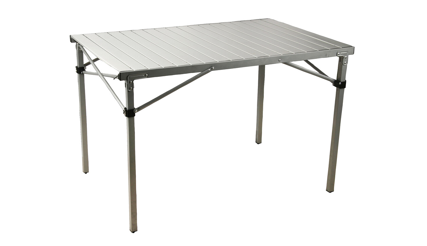 KingCamp Compact Folding Table silver