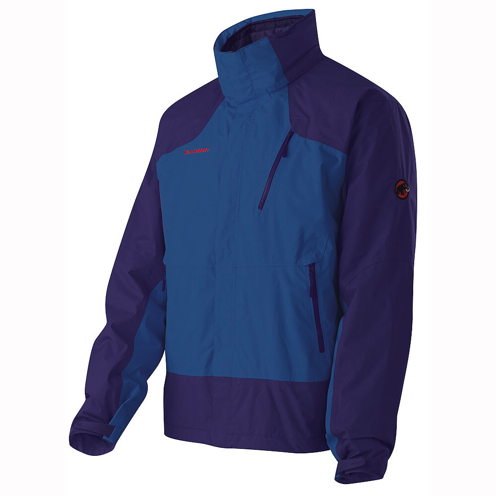 Mammut Kinabalu 4-S Jacket Men dark cruise-space 2012 M blau Fahrradbekleidung Outdoor Jacken Herren Doppeljacken M
