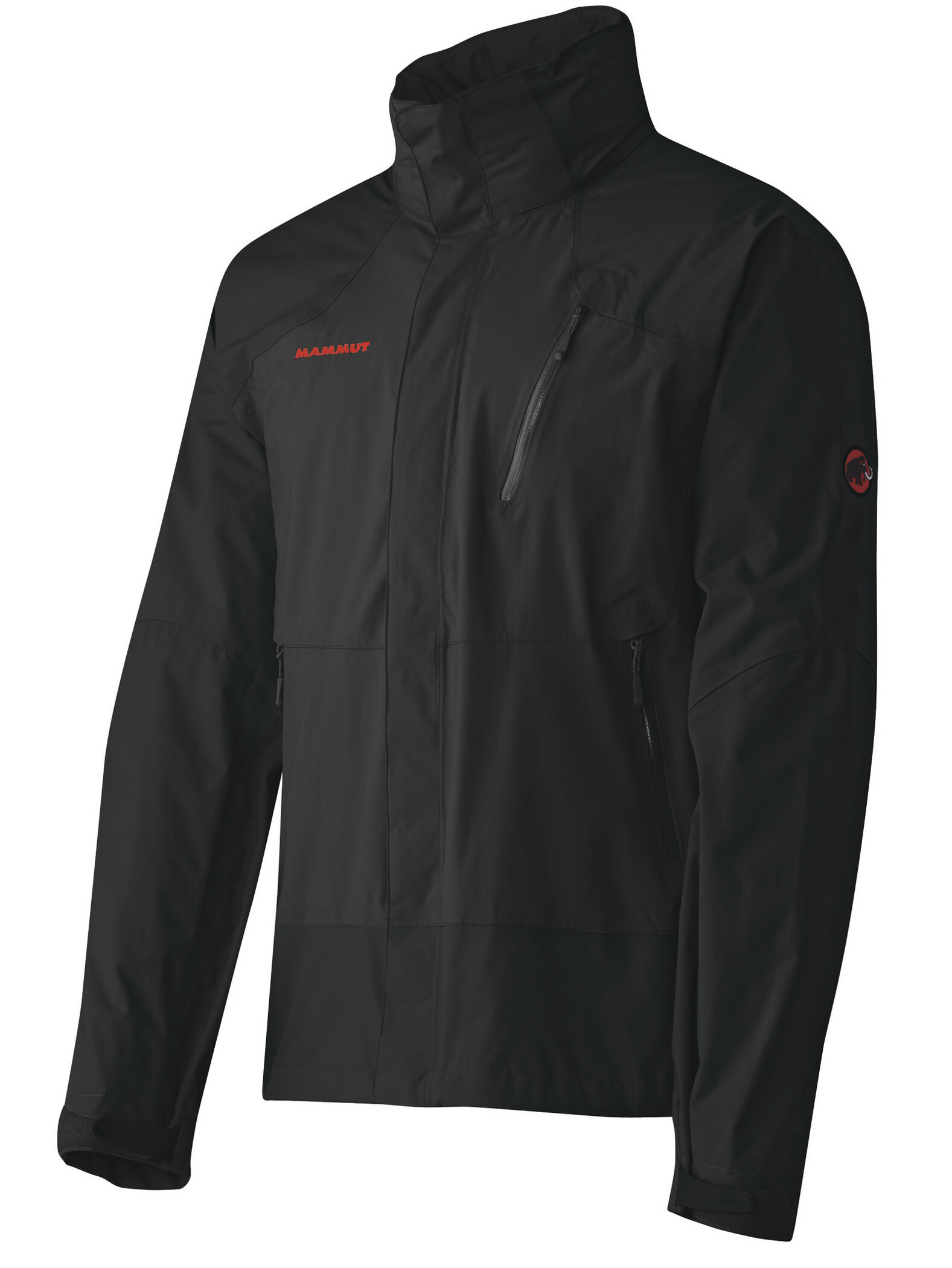 Mammut Kinabalu Jacket Men black M jacke~oberteil~Bekleidung~Outdoor~outdoorjacke~outdoorbekleidung~hardshelljacke~hardshell jacke