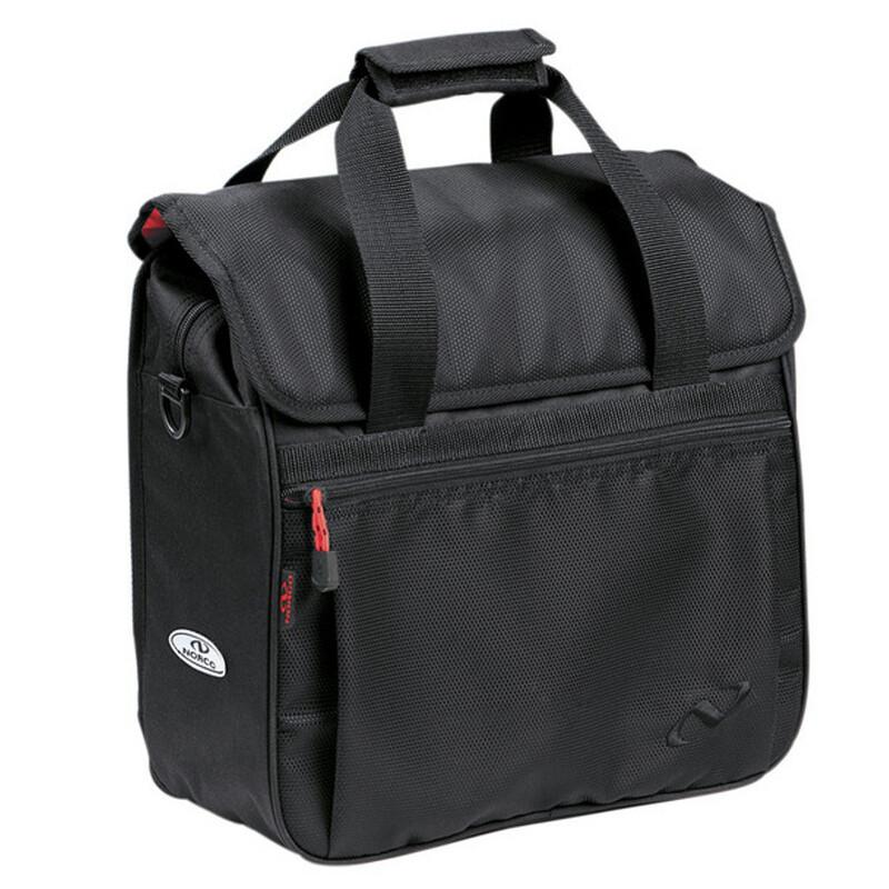 Ottawa Citytasche schwarz 2017 Gepäckträgertaschen
