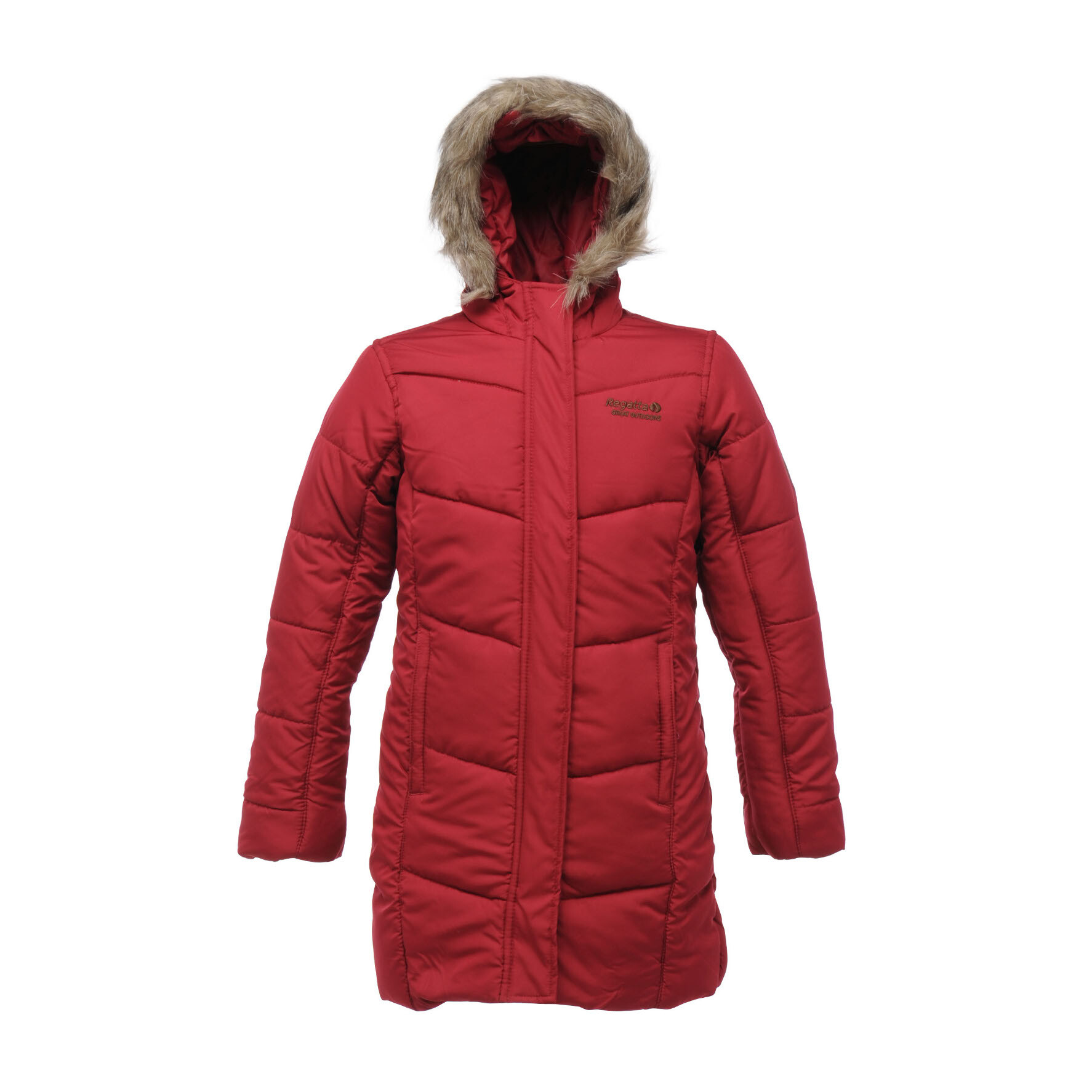 Regatta Blissfull Kids beetroot 164 jacke kinder~outdoor jacken kinder~outdoor jacke~jacke kinder~kinder jacke~outdoor jacken