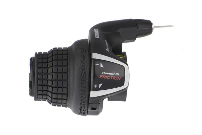 Tourney SL-RS35 Drehgriffschalter 3-fach links mikrorast Schalthebel rechts