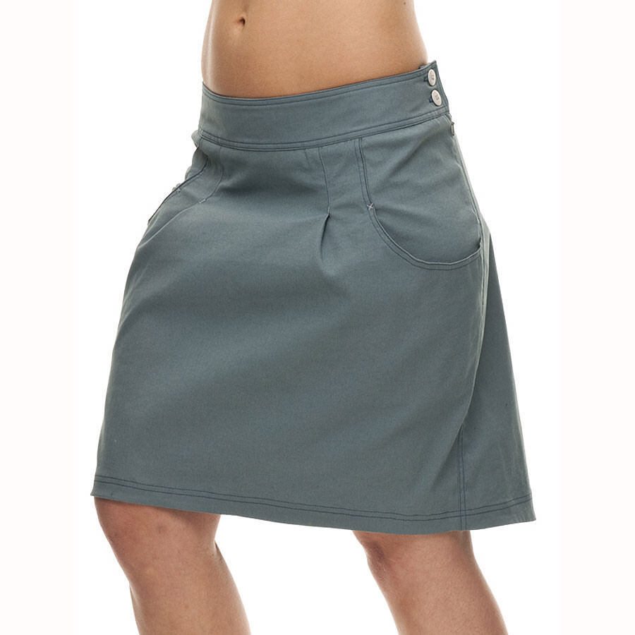 Houdini women's action twill skirt ranch blues 2012
