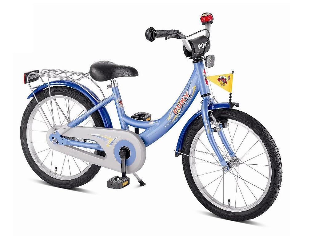 PUKY 16 pouces Enfant vélo ZL 16 Alu (Couleur: Fussball blau) Vélo enfant
