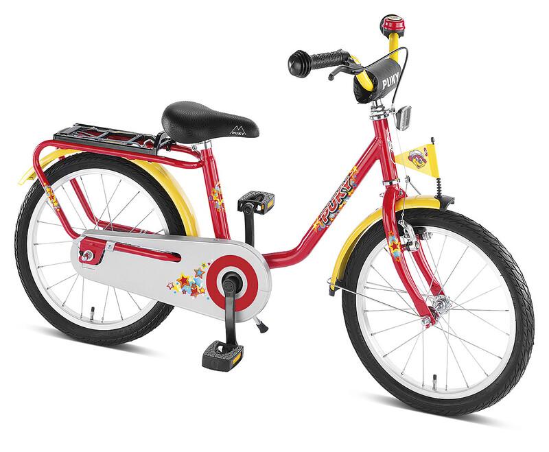 """Z8 Kinderfahrrad 18"""" rot Kinderfahrräder"""
