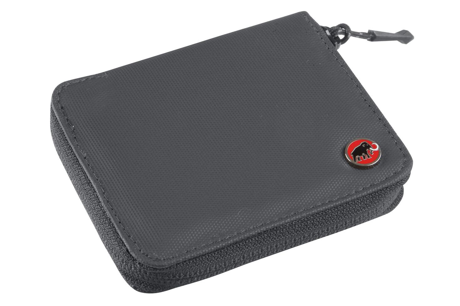 Mammut Zip Wallet smoke unisex grau 2015