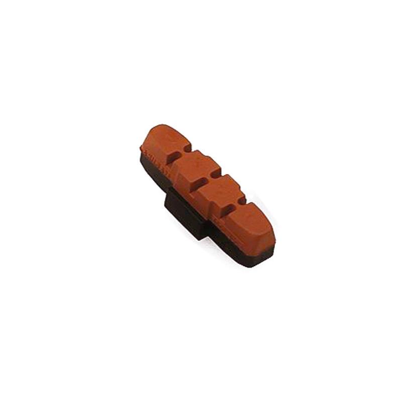 HS11/HS33/HS33 R Bremsbelag rot Felgenbremsbeläge
