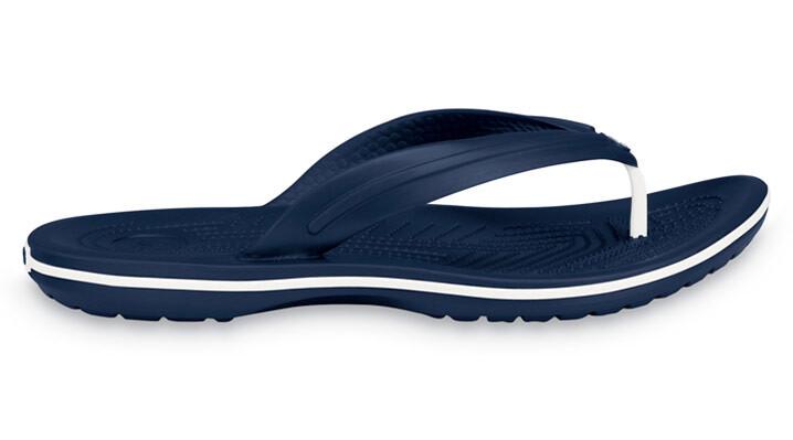 Crocband Flip Sandals Unisex Navy 46-47 Sandalen