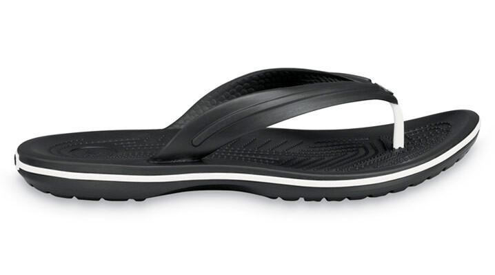 Crocband Flip Sandals Unisex Black 48-49 Sandalen