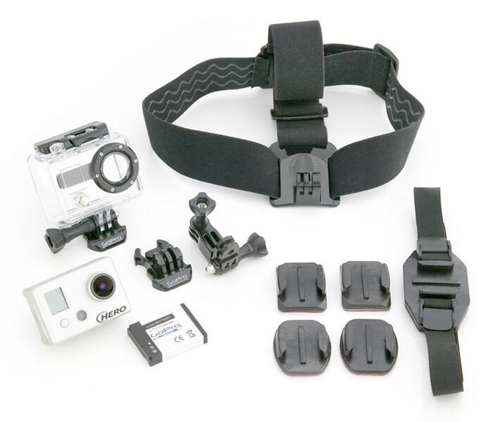 Экстрим-камера GoPro HD для кайтера (by.