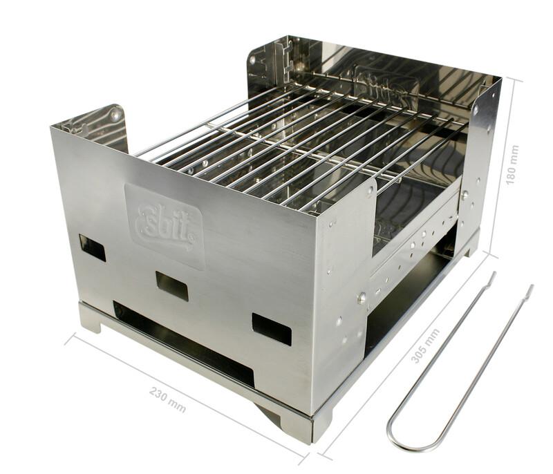 Grill BBQ-Box 300 S Grills