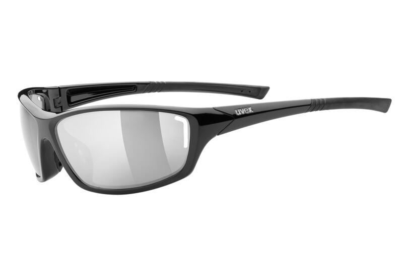sportstyle 210 Brille black/litemirror silver Brillen