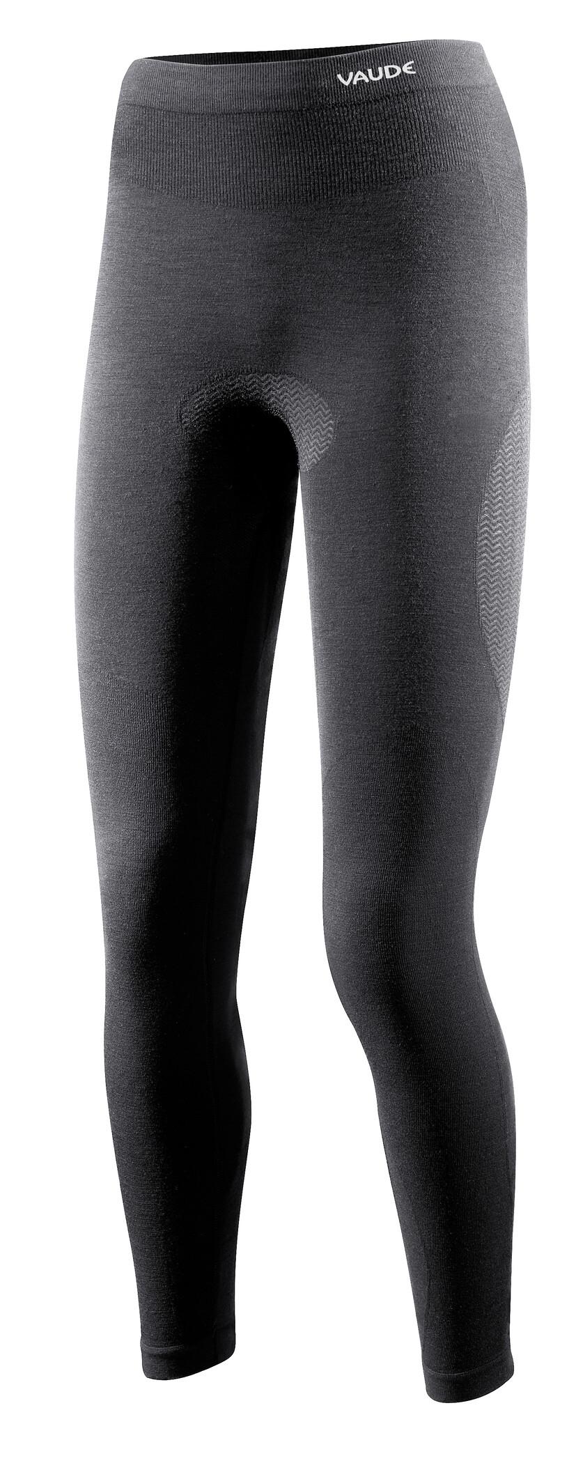 Vaude Seamless Tights Women's black 44 outdoorunterwäsche~outdoor merino~unterwäsche merinowolle