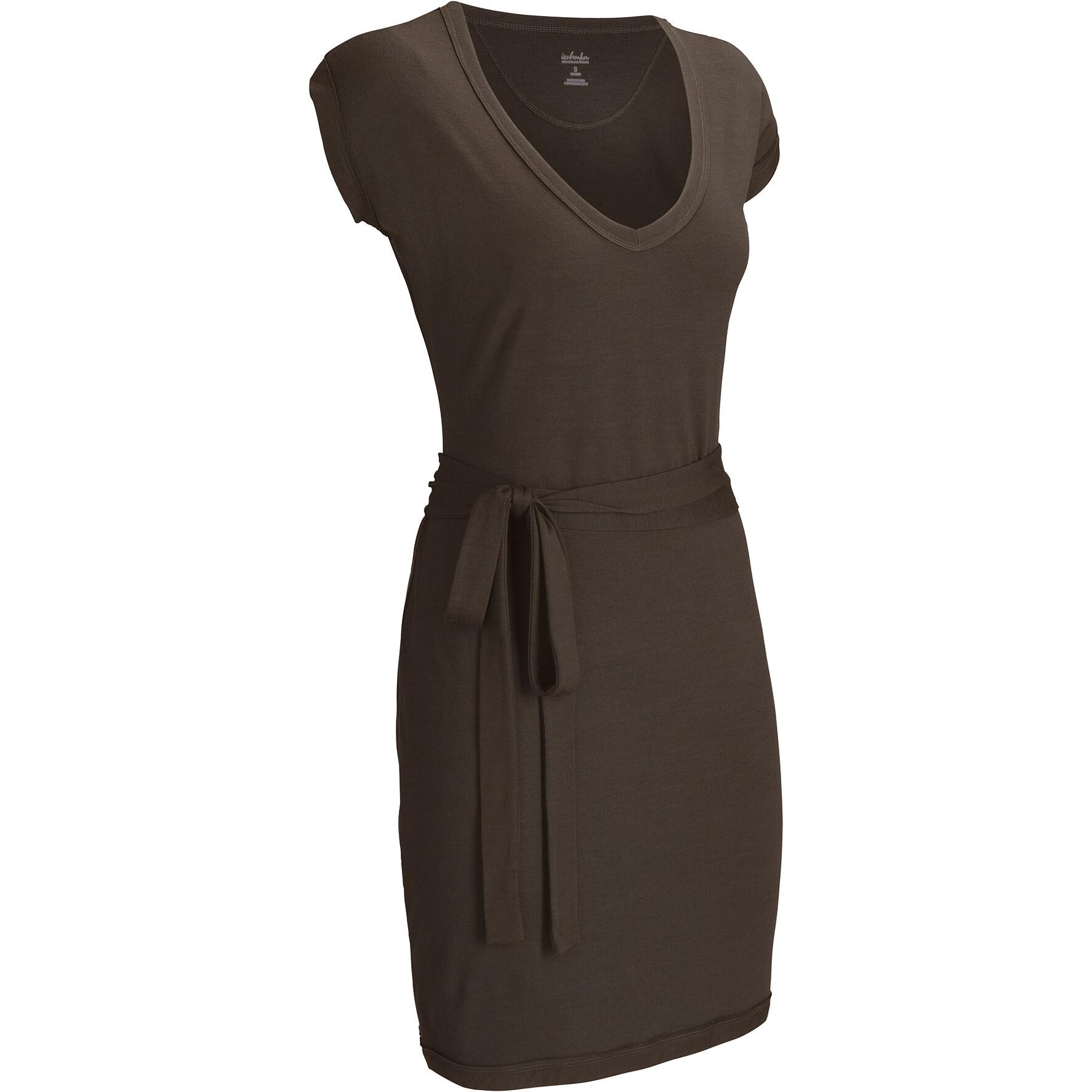 Icebreaker villa dress jurk dames bf150  2013