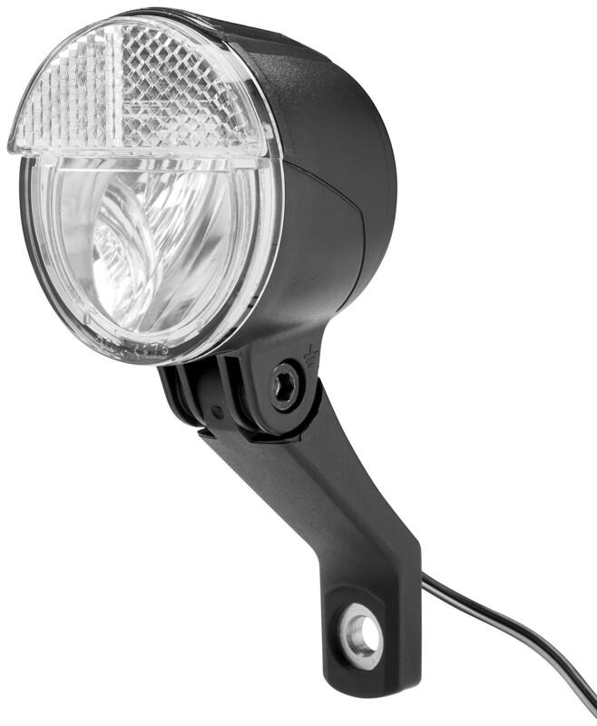 Trelock LS 593 Bike-i mini Frontscheinwerfer schwarz  2017 Zubehör, Gr. keine A