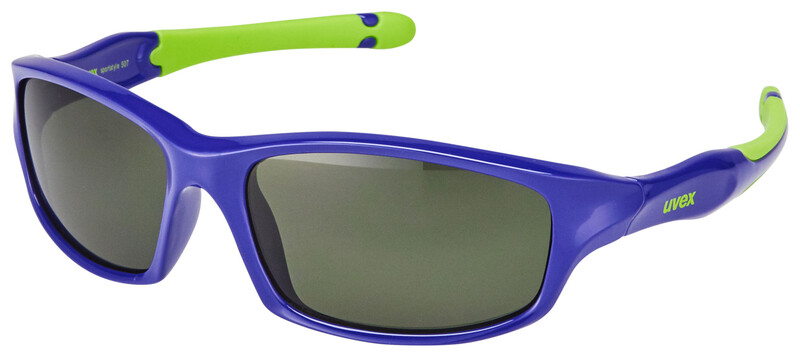 UVEX sportstyle 507 Kids Glasses lilac green  2017 Accessoires, Gr. keine Angabe