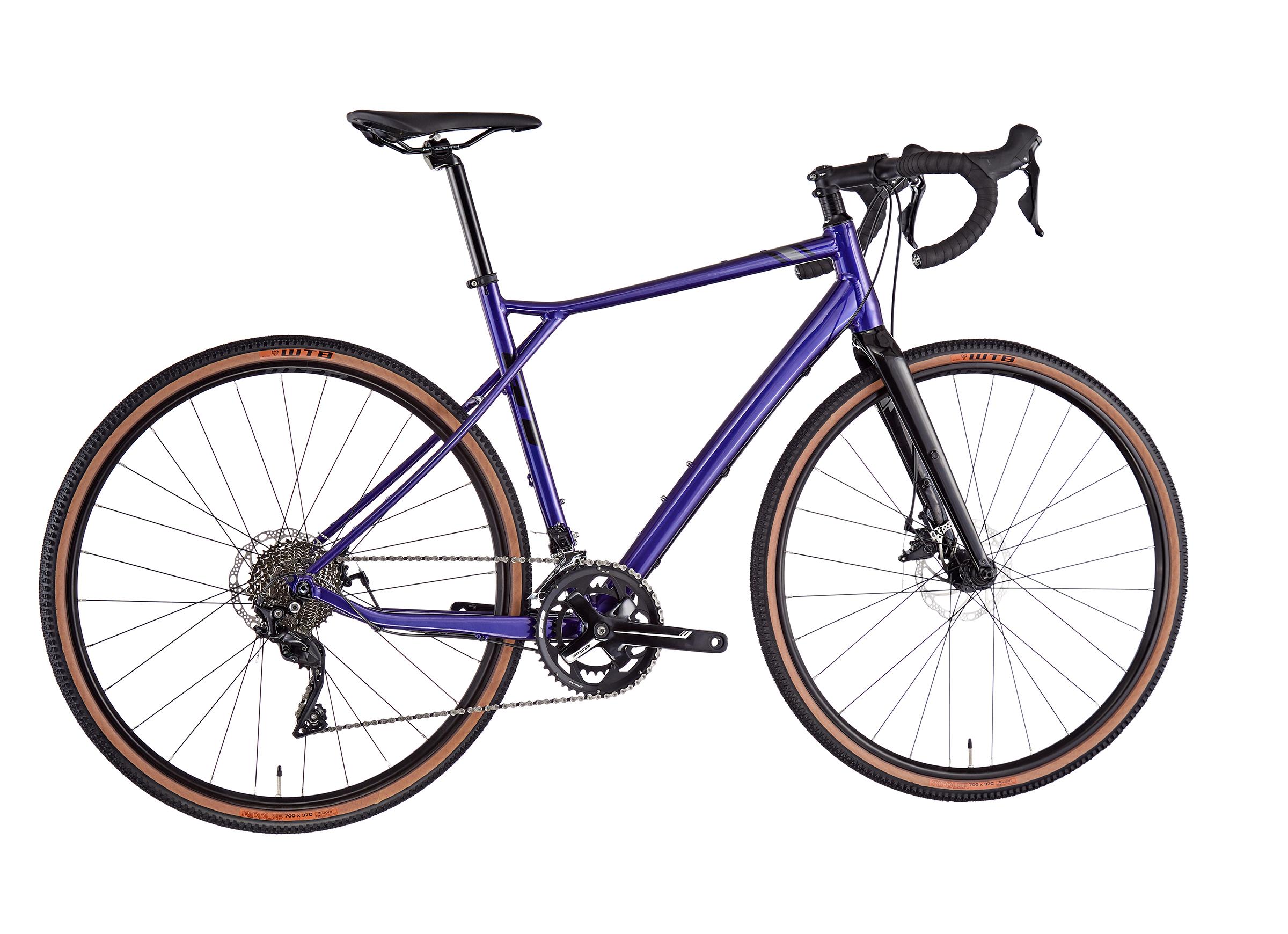 GT Bicycles Grade Expert Herren gloss purple/black/gunmetal