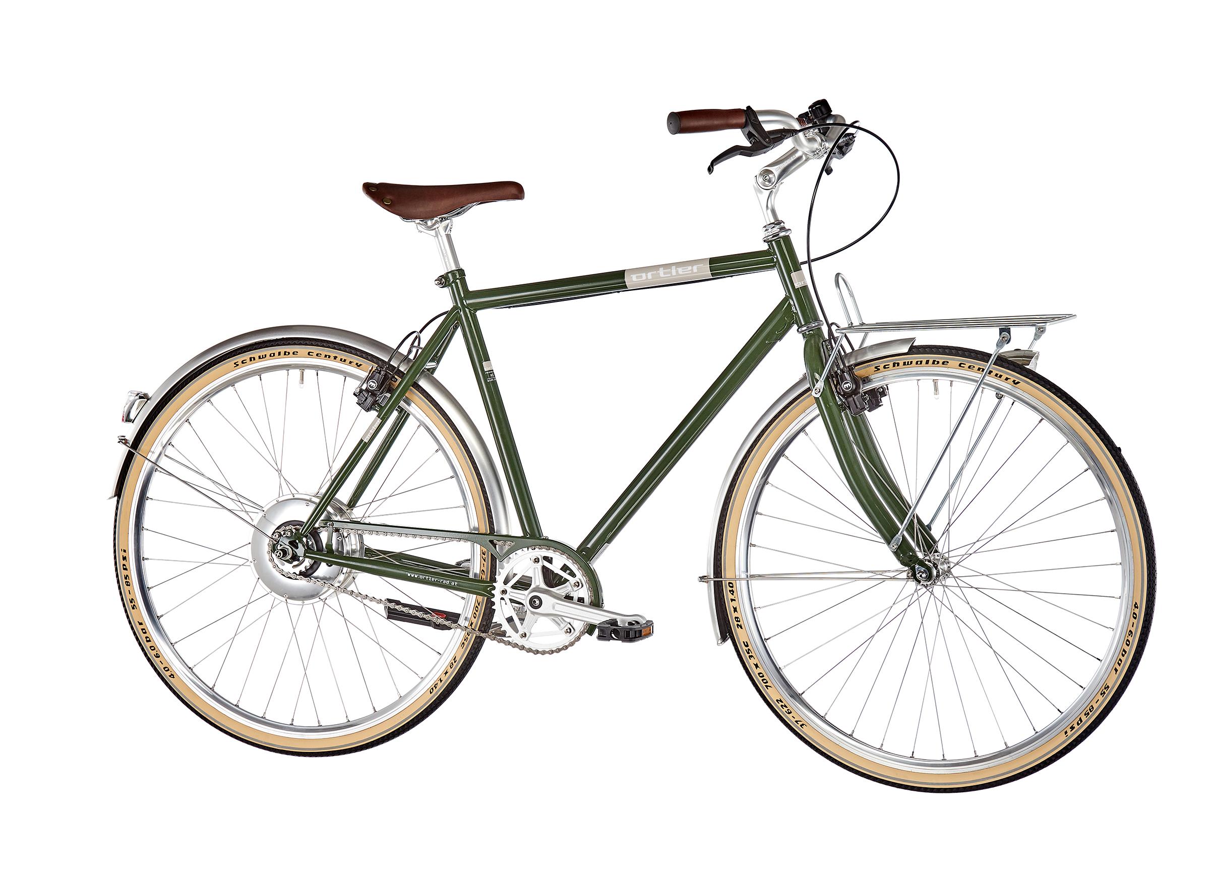Ortler Bricktown Zehus classic green