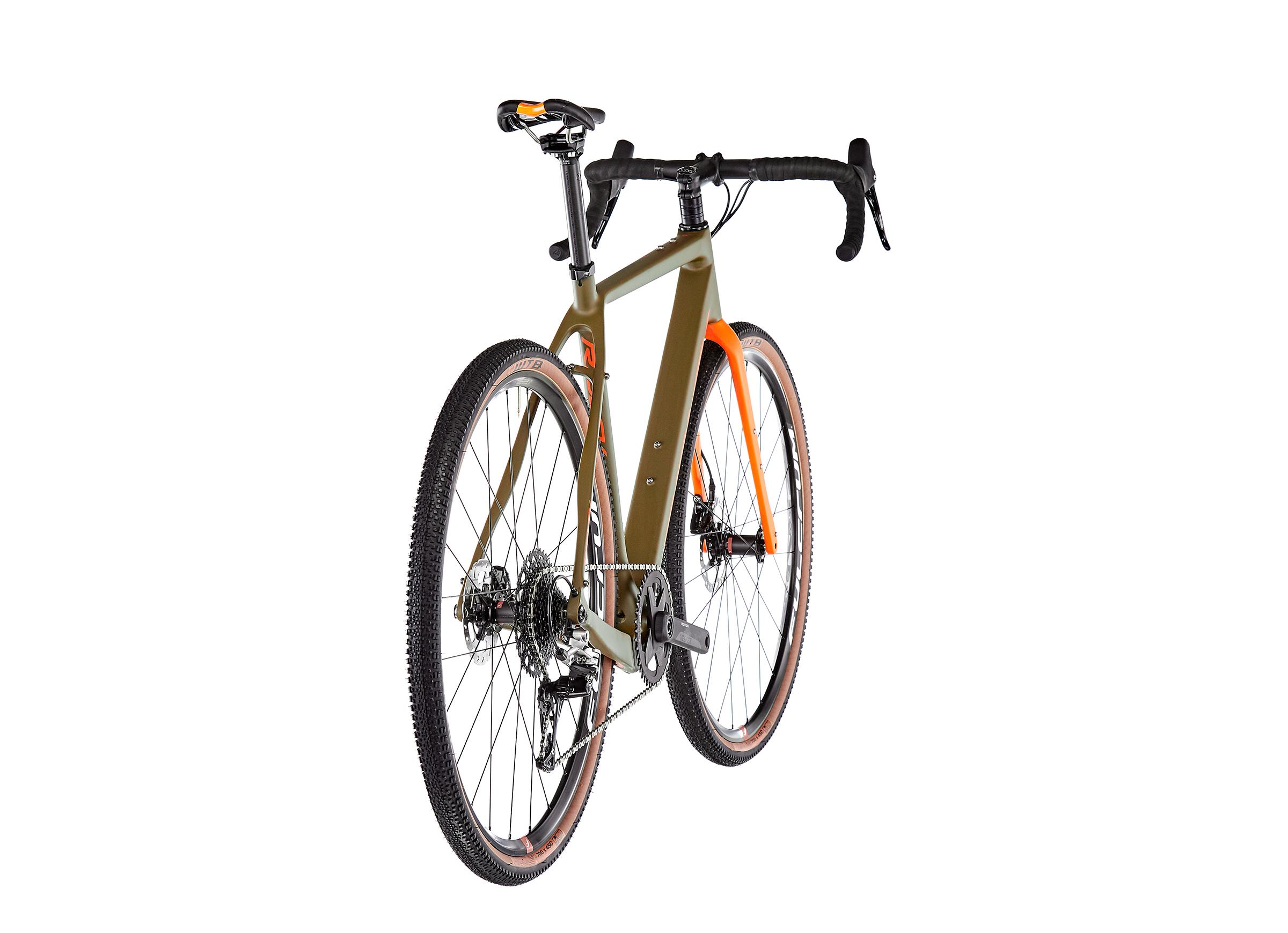 Ridley Bikes Kanzo C ADV Rival1 HD camo green/orange