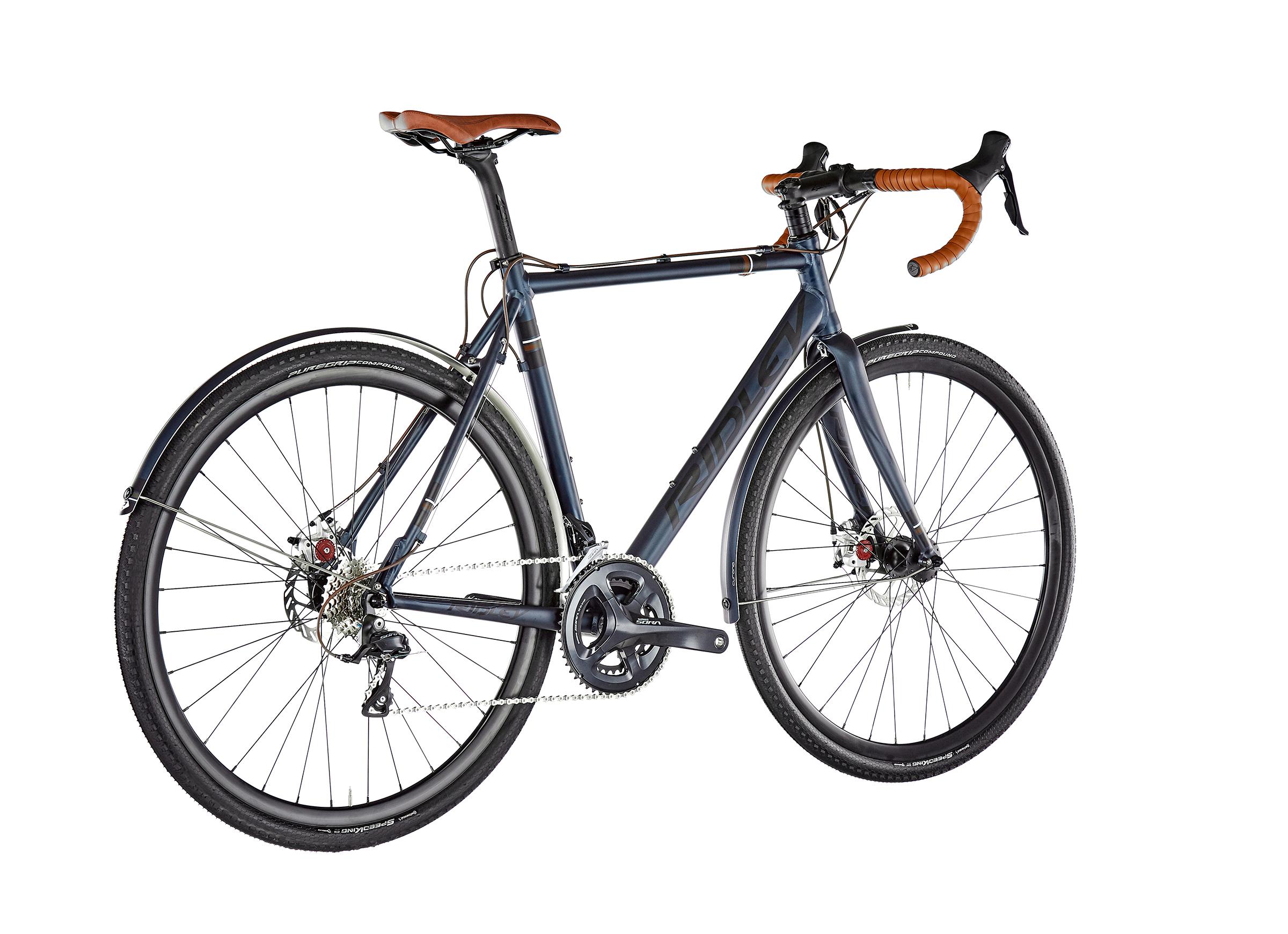 Ridley Bikes X-Bow Disc Allroad Sora steel blue/black