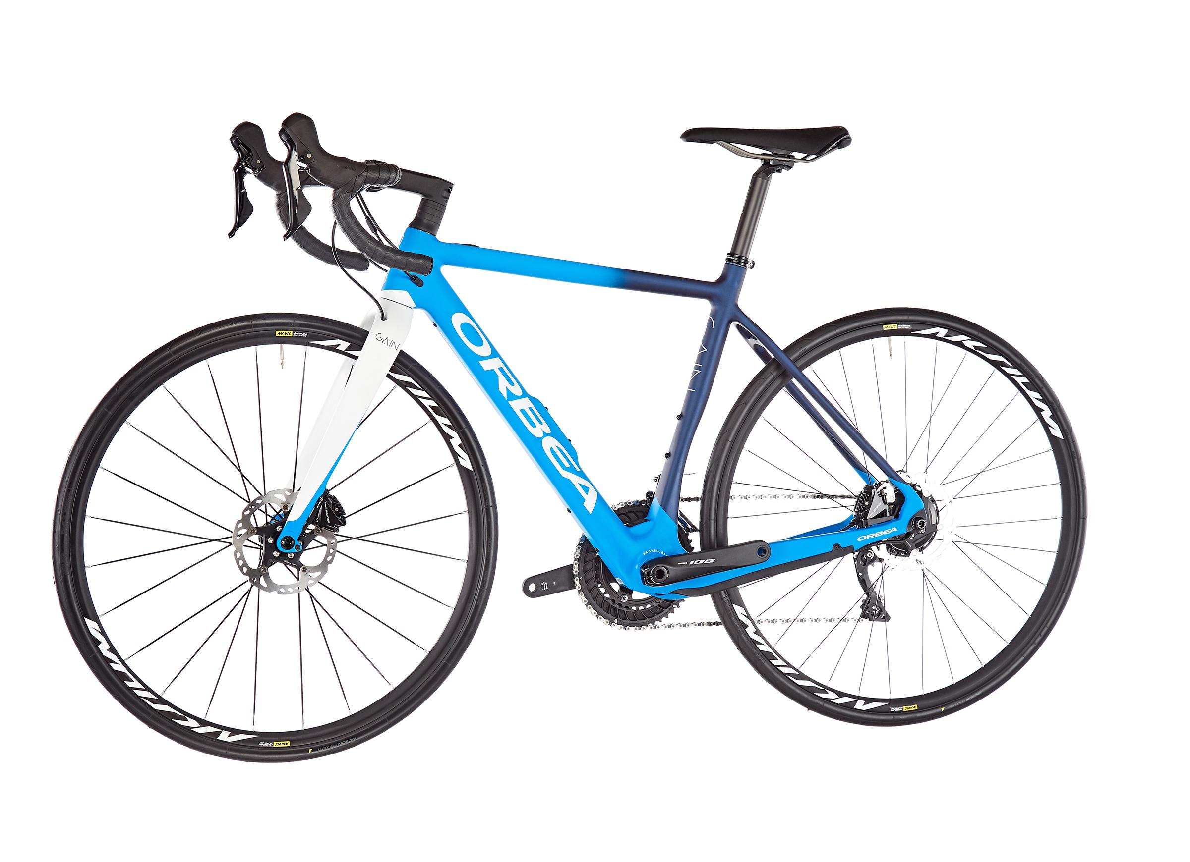 ORBEA Gain M30 blue/white