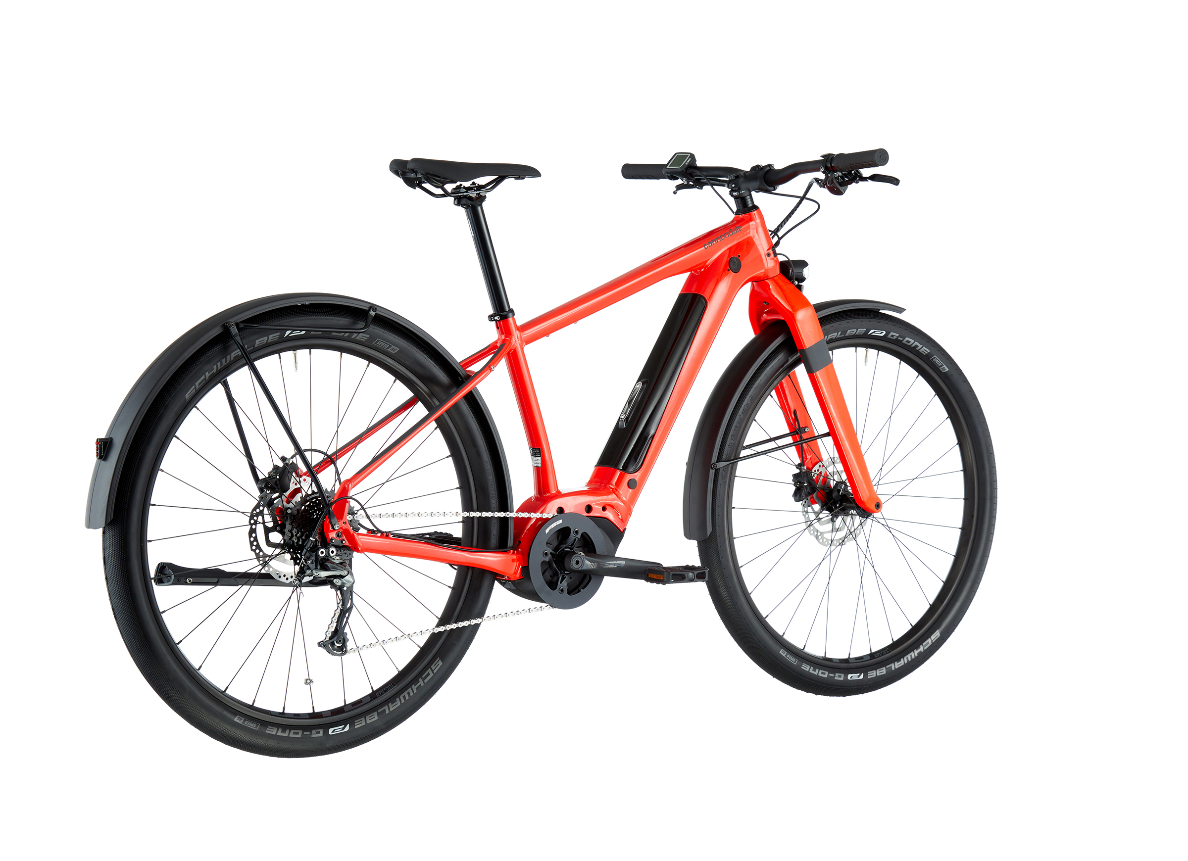 "Cannondale Canvas Neo 2 29"" acid red"