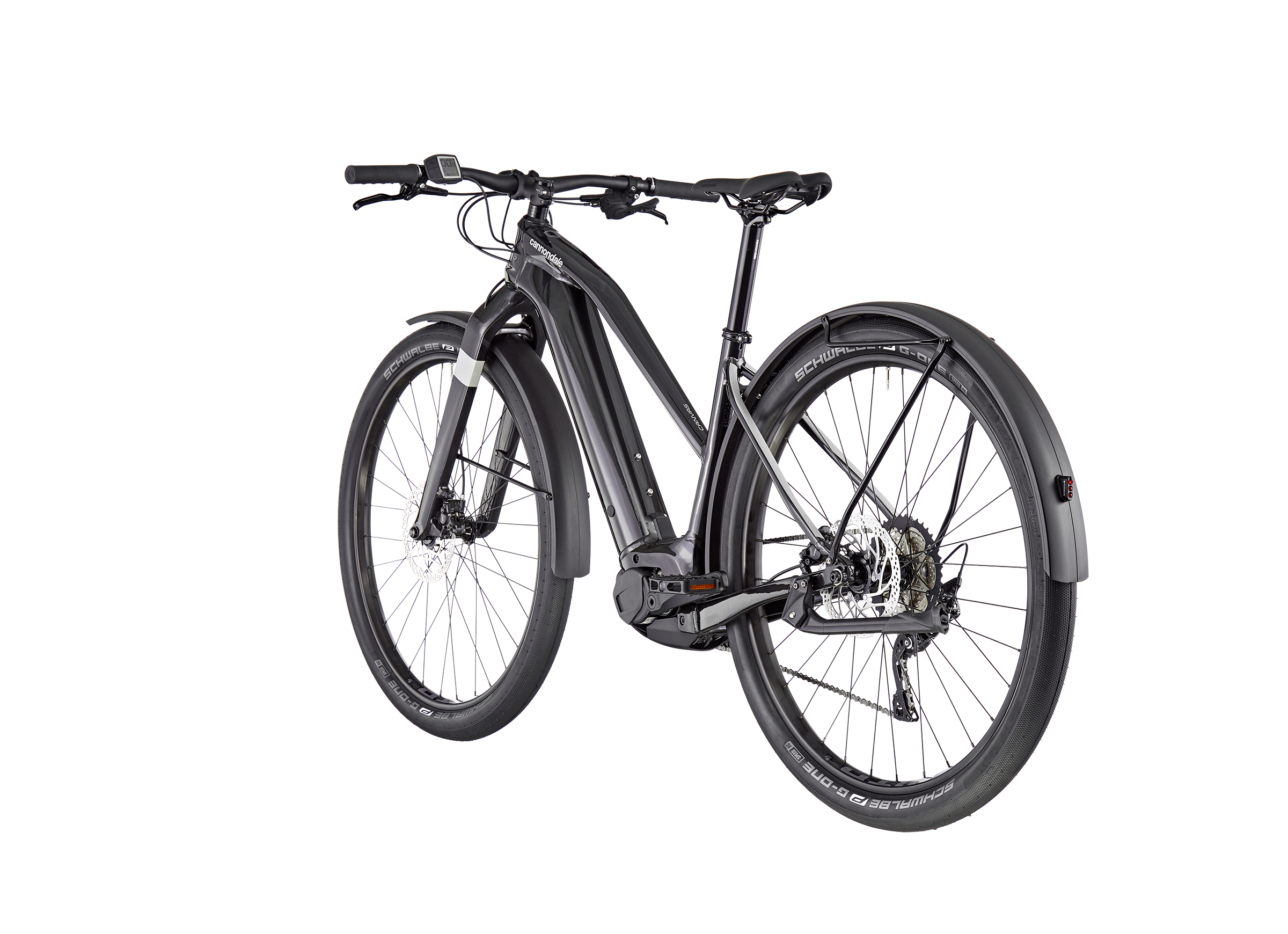 Cannondale Canvas Neo Remixte 1 black pearl