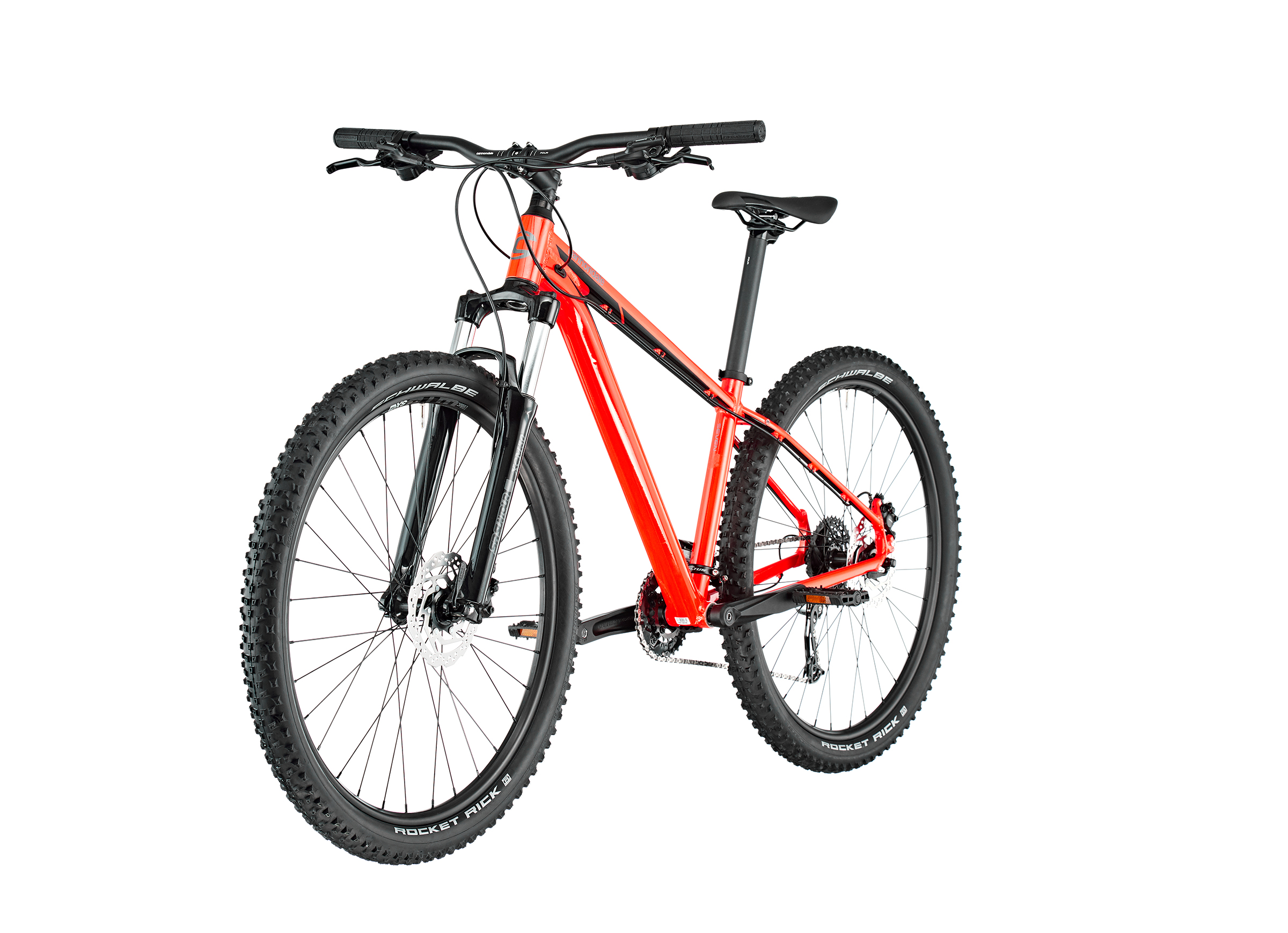 """Cannondale Trail 7 27.5"""" acid red"""