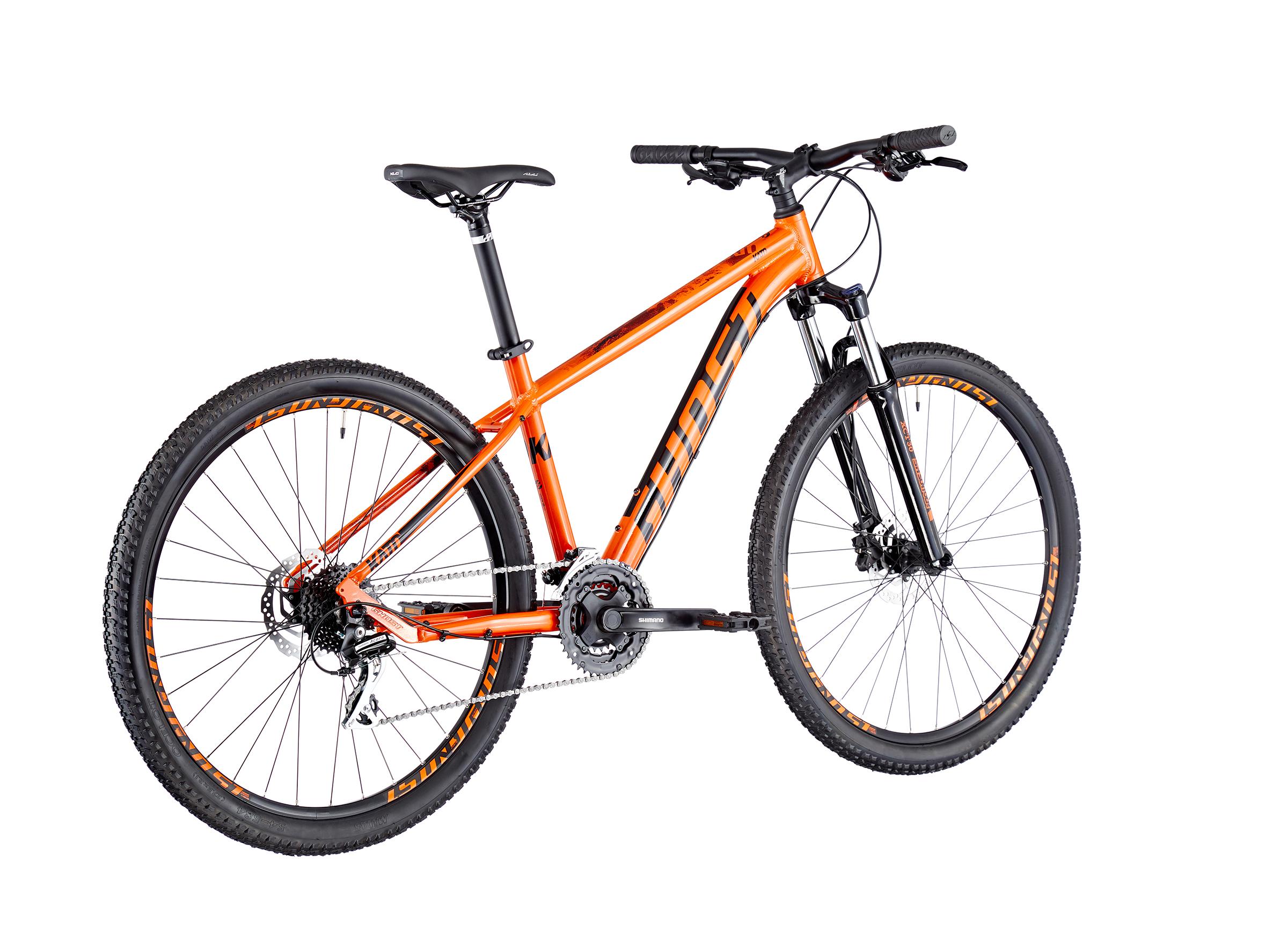 "Ghost Kato 2.7 AL 27.5"" monarch orange/jet black"