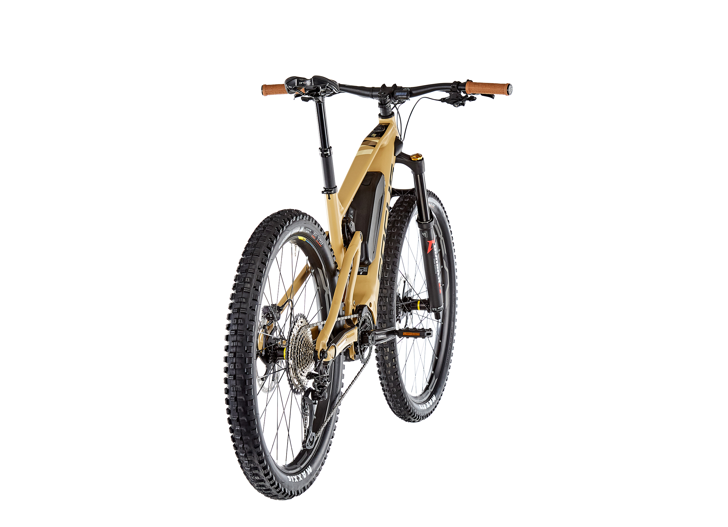 "FOCUS Jam² 6.9 Drifter 29""/27.5"" sand brown matte"
