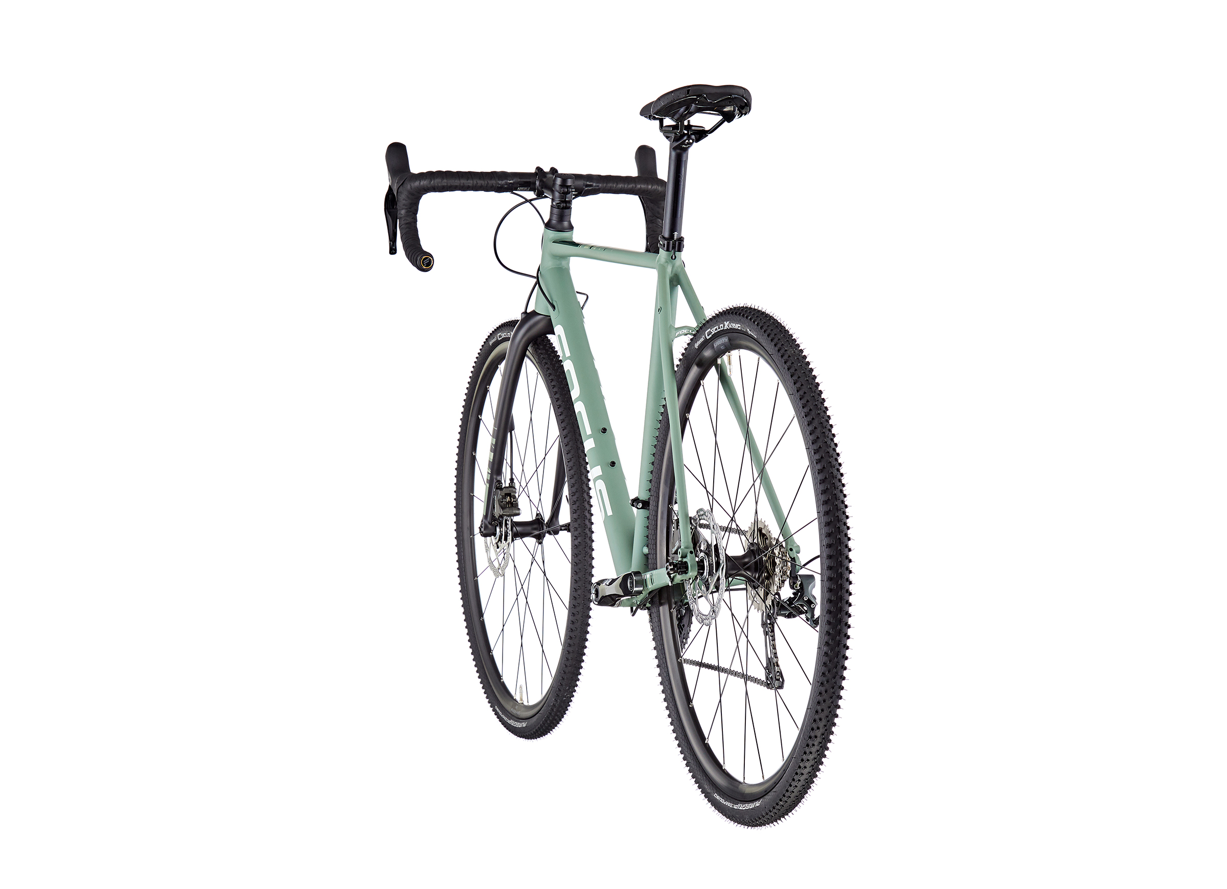 FOCUS Mares 6.8 mineral green