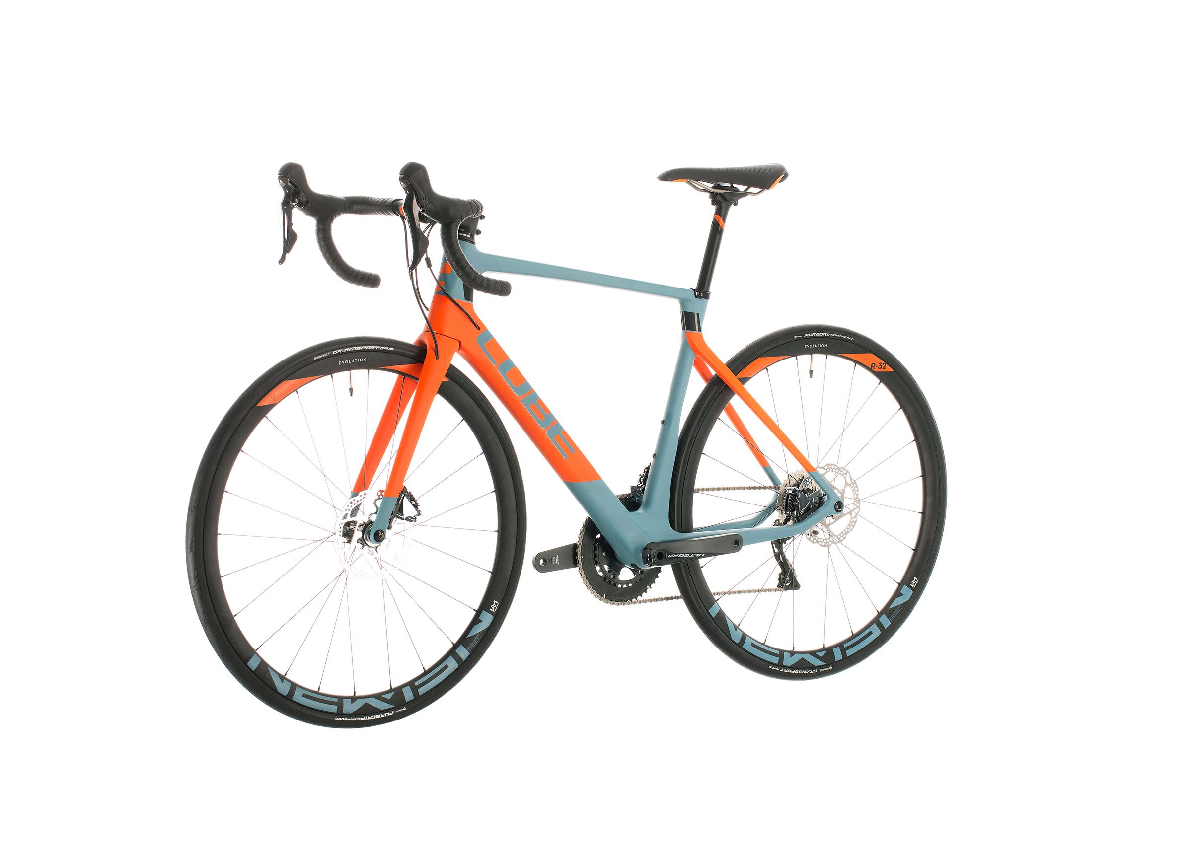 Cube Agree C:62 Race bluegrey'n'orange