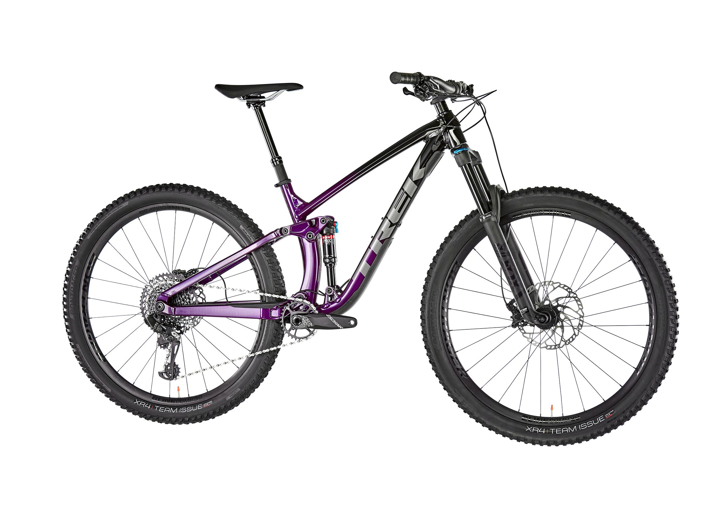 Trek Fuel EX 8 Eagle trek black/purple lotus