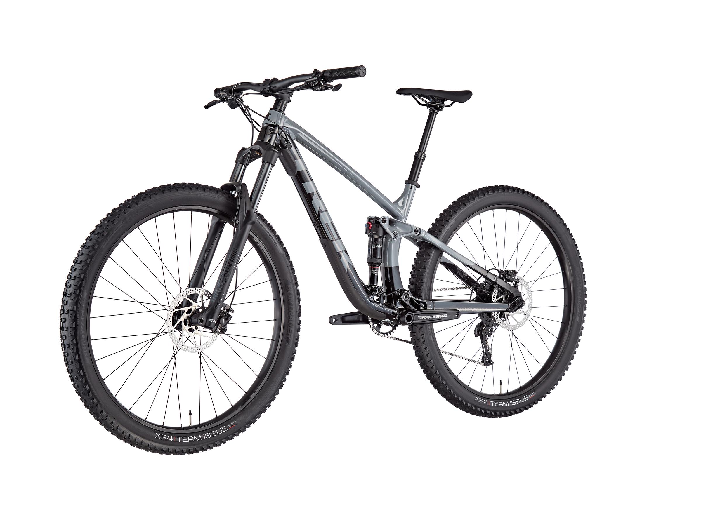 Trek Fuel EX 5 slate/trek black