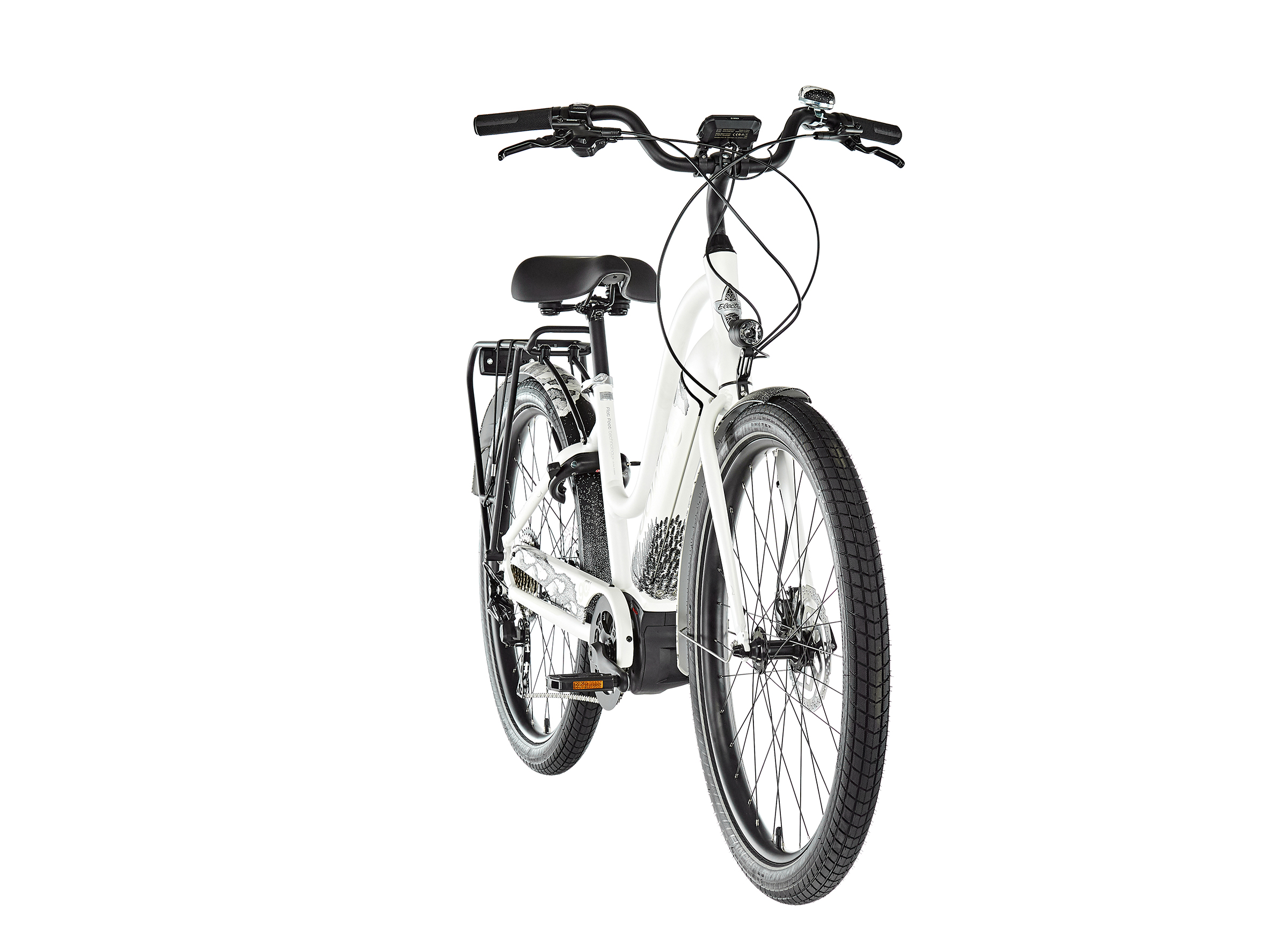 "Electra Townie Path Go! 10D 27,5"" Damen pearl white"