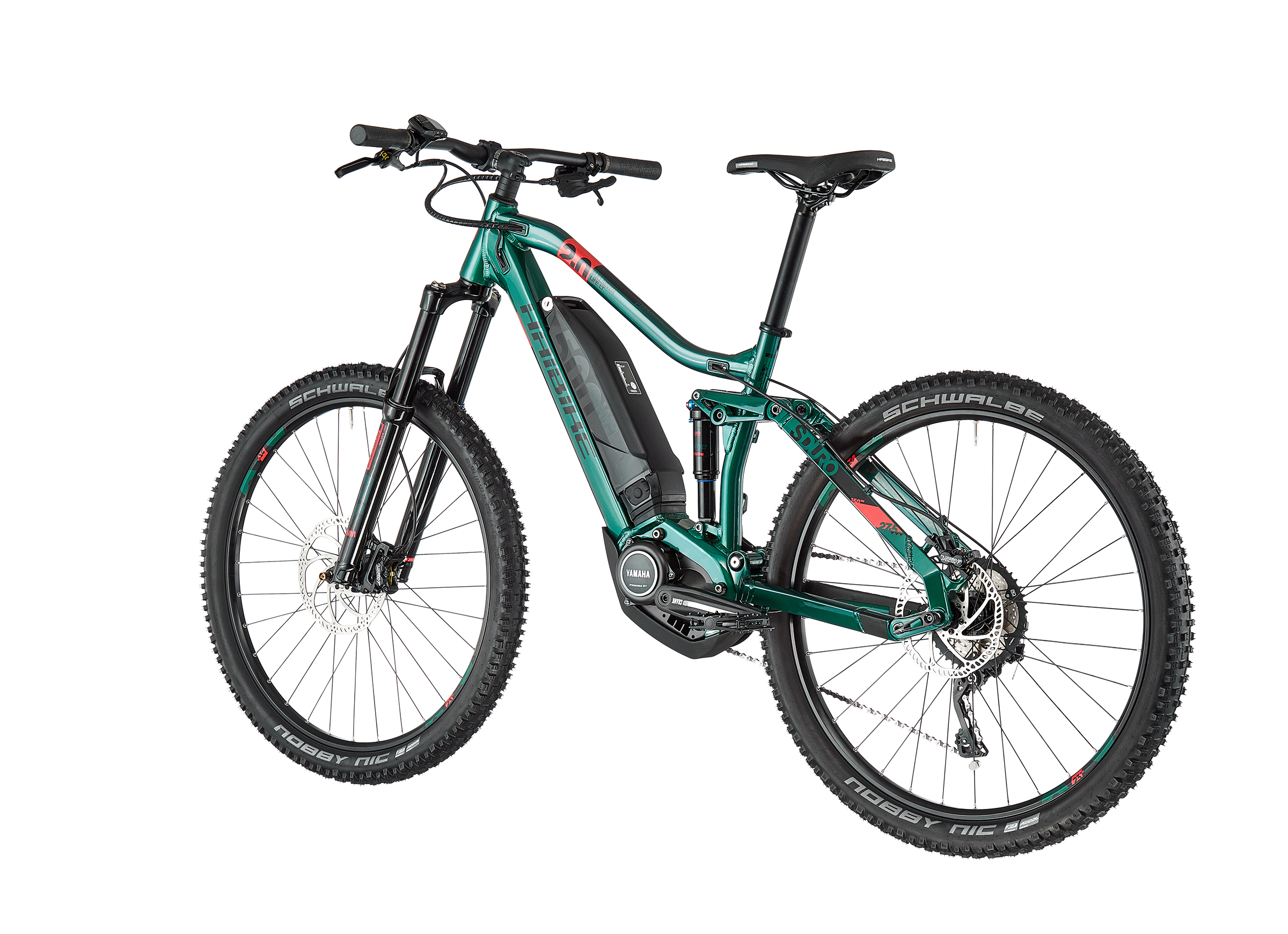 HAIBIKE SDURO FullSeven Life LT 2.0 kingston/coral/black