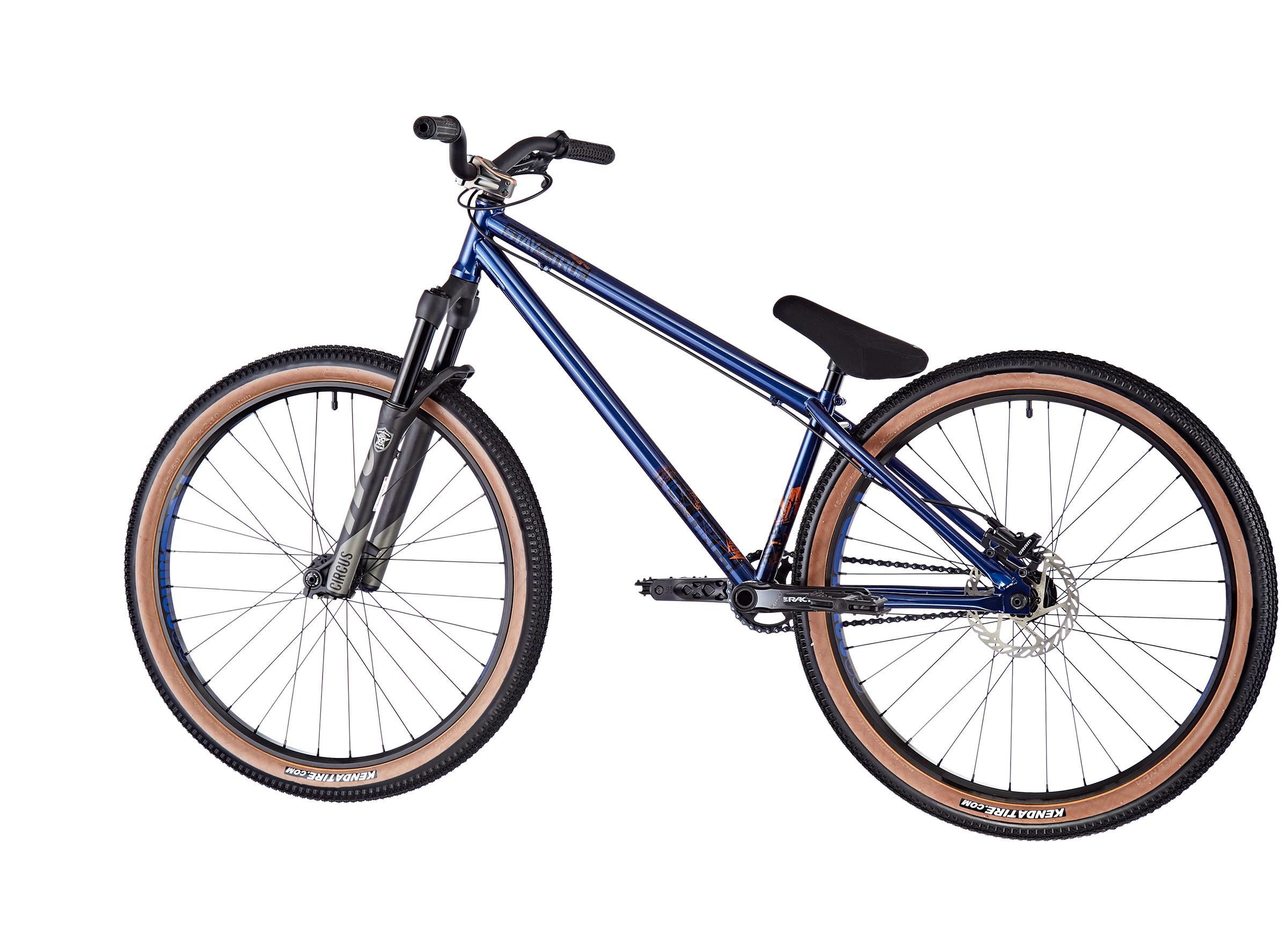 """NS Bikes Metropolis 1 26"""" blue"""