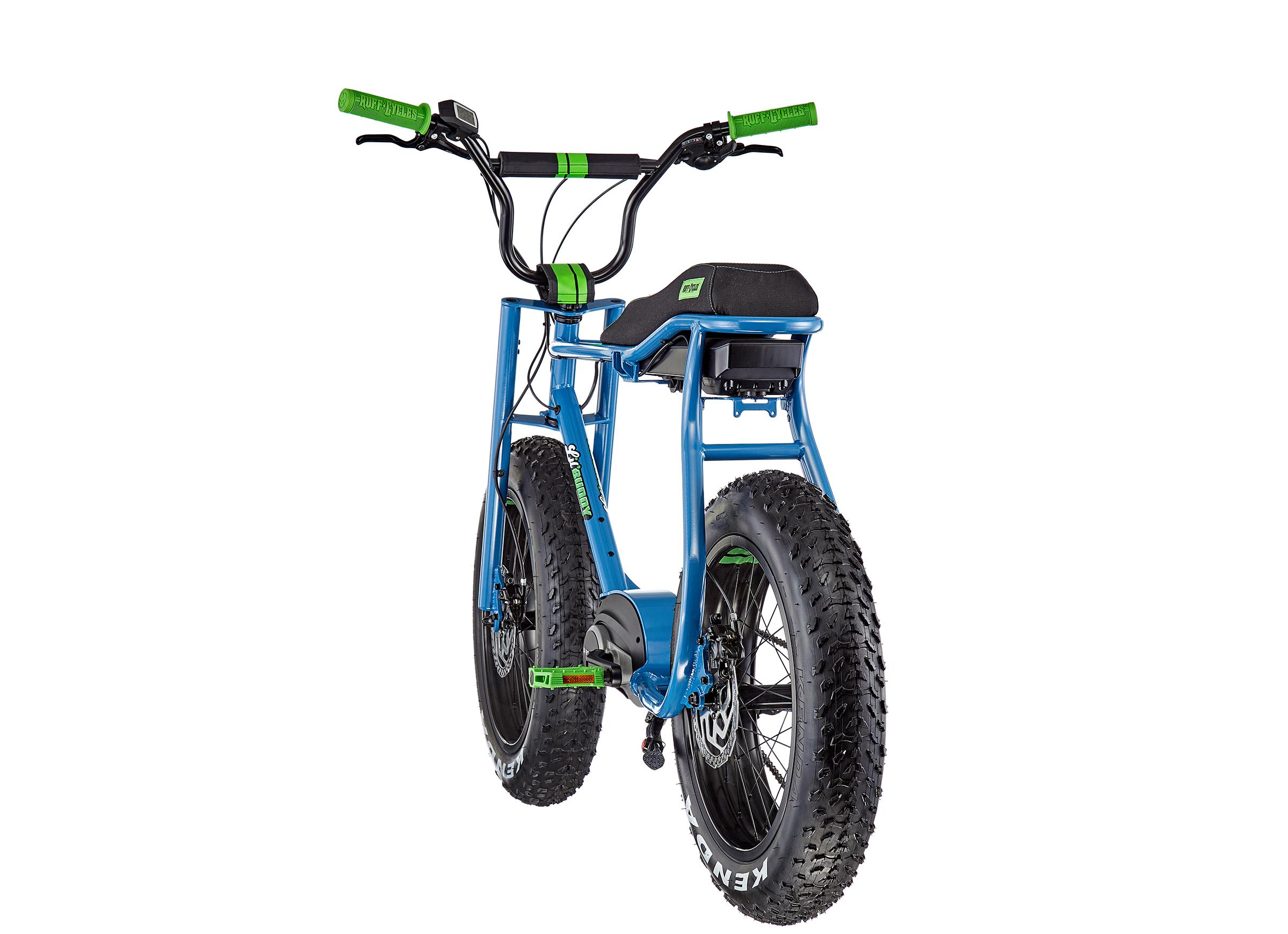 "Ruff Cycles Lil'Buddy 20"" blue/green"