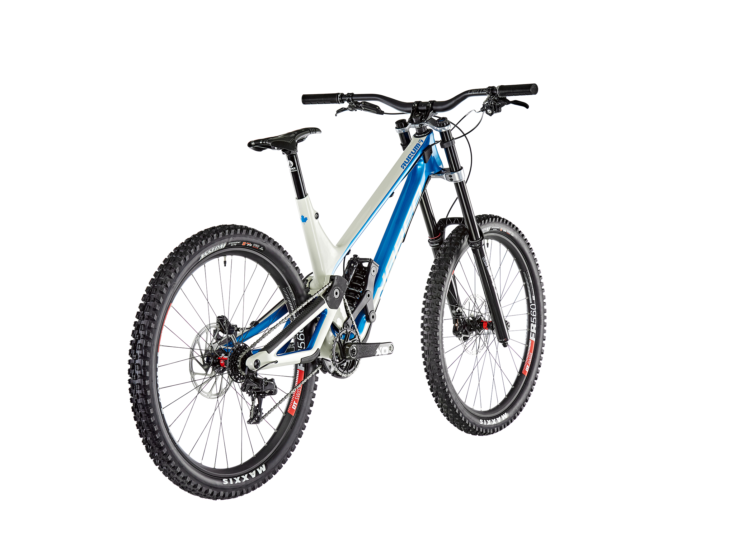 """Norco Bicycles Aurum HSP C1 27,5"""" electric blue/cool grey"""