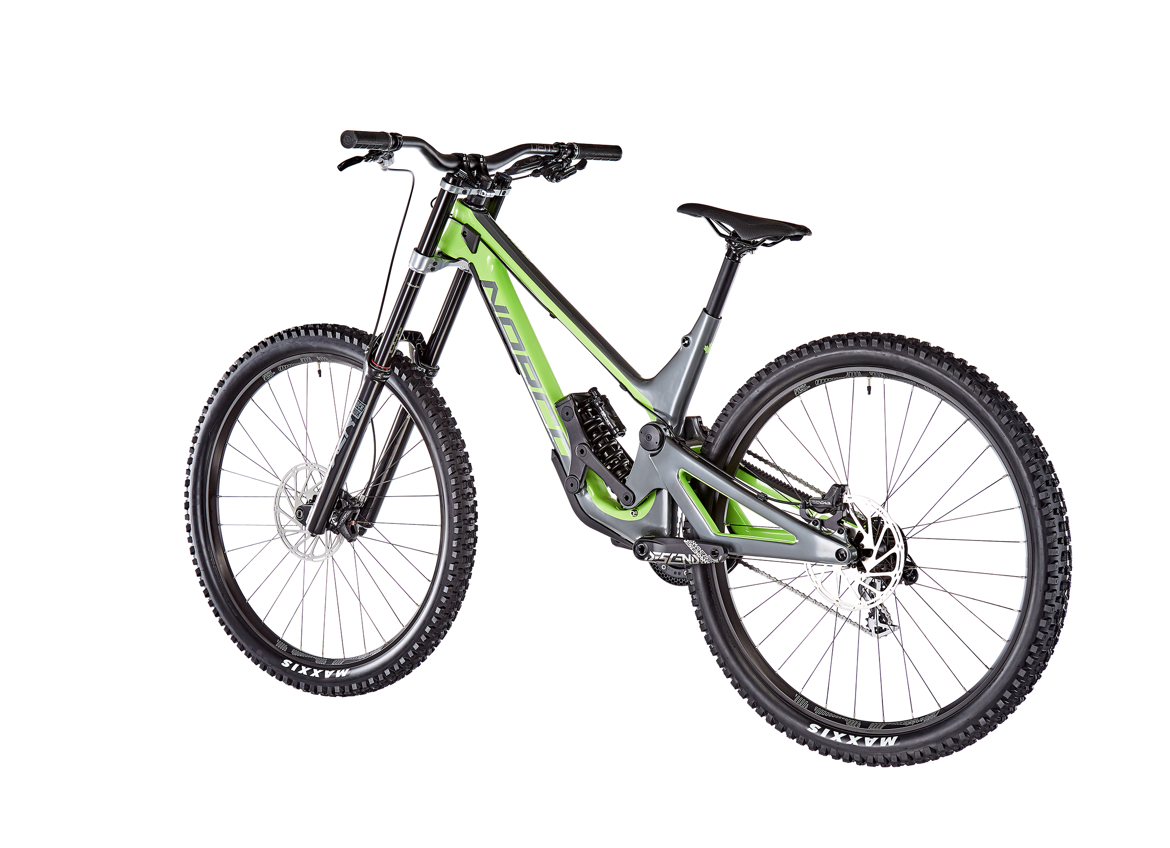 "Norco Bicycles Aurum HSP C2 29"" electric lichen/charcoal"