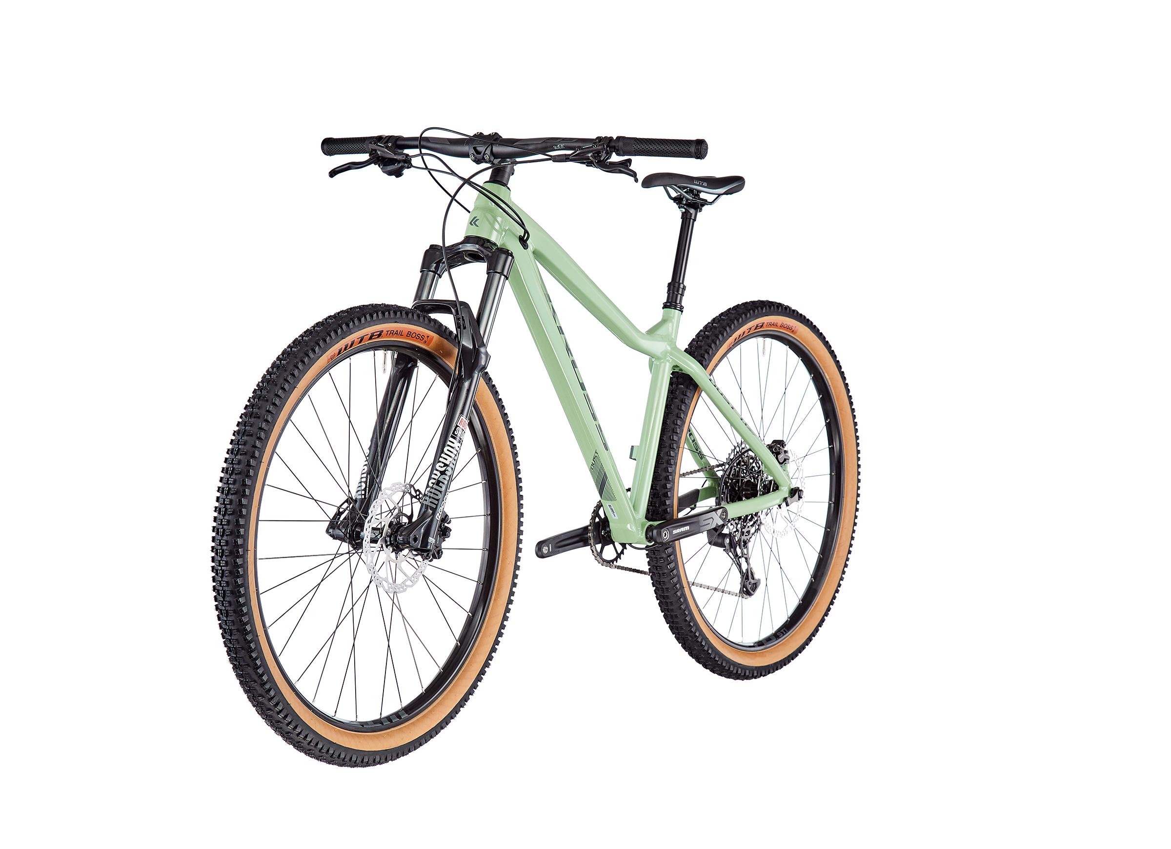 KROSS Dust 1.0 green/graphite gloss